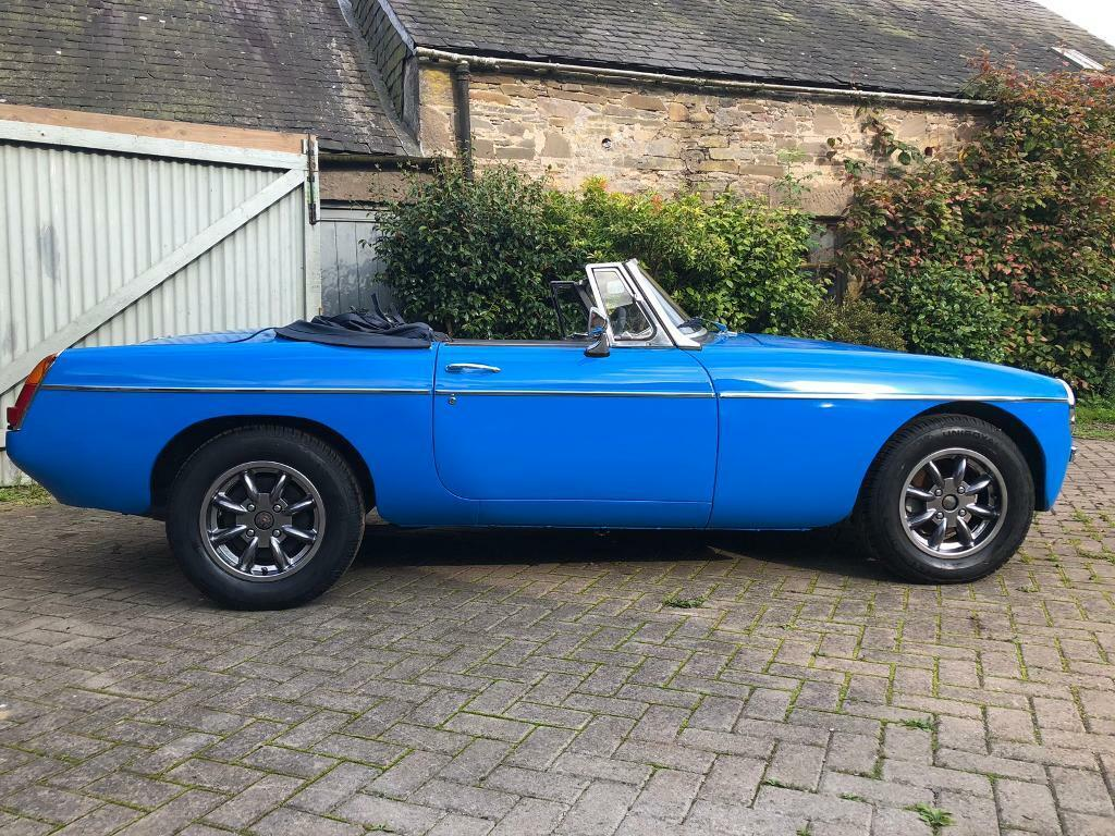 MGB Roadster - rust free, Oselli engine | in Dundee | Gumtree