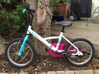 "16"" children's bike (4 to 6 years)"