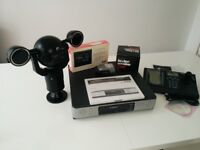 Bosch L7C 0485 Dinion CCTV camera and operating system bundle.