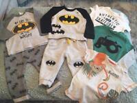 Small bundle boys 6-9 months clothes