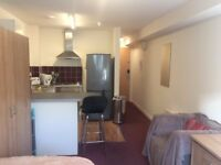 Studio flat to rent long-term Unite Students Northfield Exeter - students only please