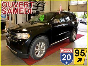2013 Dodge Durango CREW PLUS * AWD * TOIT * CUIR * DVD *