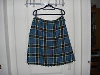 Thomson Tartan Kilt with Jacobean shirt and Dress shirt