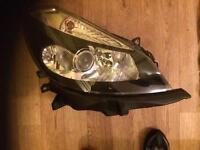 Renault Clio mk3 headlight