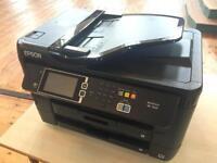 EPSON WorkForce WF-7620 (Like New) NO BOX