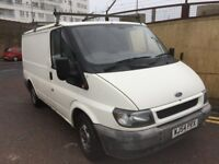 2004 Ford Transit with new MOT