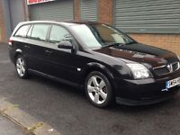 Vauxhall Vectra Estate.. low mileage.. must be seen