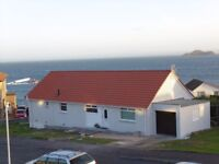 3 Bed Bungalow with stunning sea views. Would consider part exchange in Kinghorn. No Agents !!!!!!!!