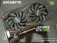 Gigabyte GTX 1060 3 GB Windforce OC Edition