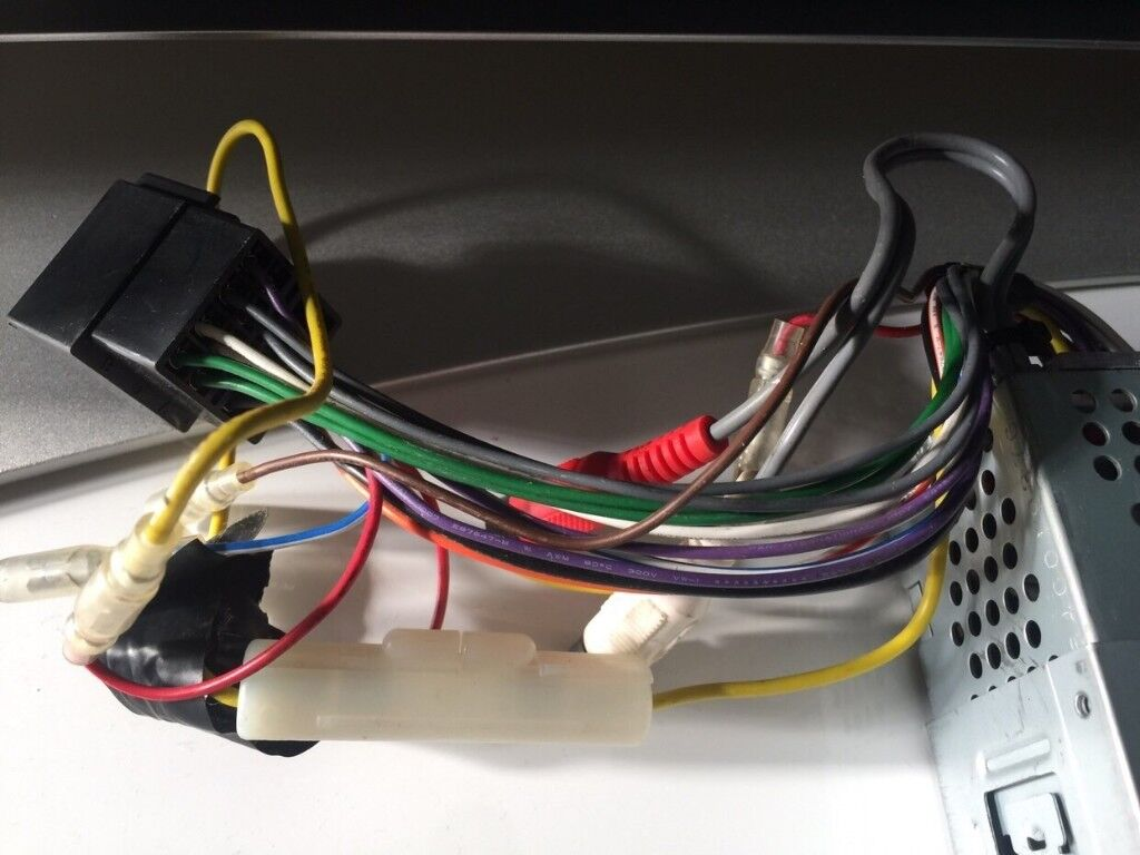 Cd Player Clarion Db348rmp Mp3 In Stoke On Trent Staffordshire Wiring Electrical Gumtree