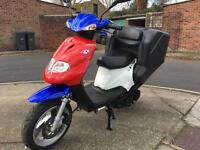 TGB Express Delivery 125 2015 in Excellent condition Low Miles£1100