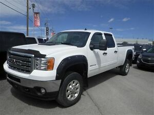 2013 GMC Sierra 3500HD SLE | Cloth | Rem. Start | Aux Input