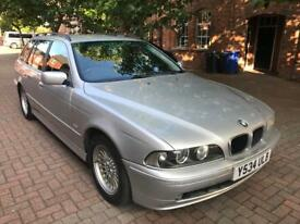 BMW 525I AUTOMATIC ESTATE - FULL SERVICE HISTORY & LONG MOT