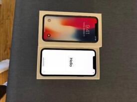 iPhone X - space grey 64gb