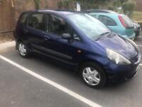 Honda Jazz S 2003 1.4 manual