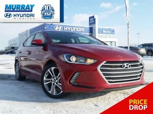2017 Hyundai Elantra GLS with Bluetooth and Heated Steering Whee