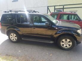 2006 nissan pathfinder 7 seater manual leather