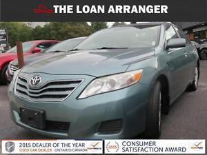 2010 Toyota Camry Camry-Grade 6-Spd AT