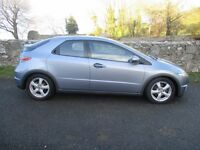 beautiful honda civic 2.2 i-ctdi.se.