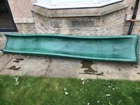 Heavy Duty 9ft Wave and Water Slide.
