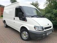 FORD TRANSIT MWB MEDIUM ROOF WHITE 1 FORMER KEEPER LOW MILES MOT DEC READY FOR WORK NO VAT!!