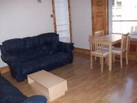 Fully furnished two bedroom flat - Provost Road, Dundee. security entry, full hearing, dg