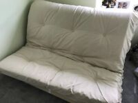 Double Futon NEW pull out bed