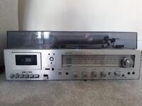 Rare Sharp stereo music center SG220E