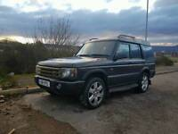 Landrover discovery td5 auto 7 seater
