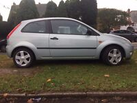 Ford Fiesta 1.4 Zetec AirCon PwrSteering Alloys 11months MOT New timing belt, clutch, discs/pads