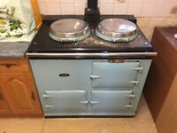 Aga 2 Oven - Oil fired working condition in need of restoration