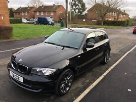 BMW 118d Sport, Low miles - Great Condition