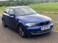 BMW 1 Series 1.6 116i SE 5dr, 3 Months Warranty, Year MOT, Just Serviced, Clean Car