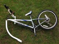 Trek tag a long bike