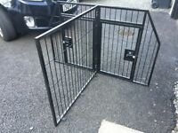 Truckman pick up - Double Dog Cage will suit Nissan Narvana or other pick ups