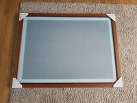 "New Solid Wood Photo/ Image Frame 46"" x 34"""