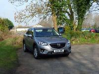 Mazda mid-range family 5-door auto estate
