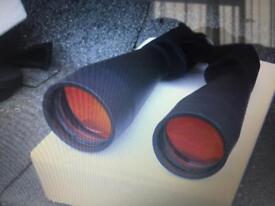Day night vision binoculars mint and boxed optics field