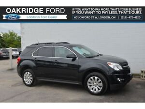 2012 Chevrolet Equinox 4DR AWD LT - NAVIGATION - LEATHER -MOONRO