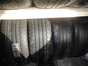 4 GOODYEAR ETE USAGE 245 65R17 A VENDRE