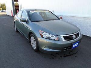2008 Honda Accord LX (SERVICED WELL)