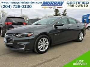 2016 Chevrolet Malibu 1LT FWD *Projection* *Backup Camera* *Wifi