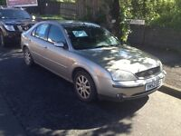 52 Plate Ford Mondeo 2 litre Turbo Diesel. MOT February 2017. Starts and drives ok. £250ovno