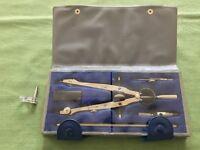 Technical compass set