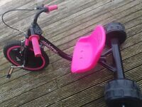 Elektra Hog Trike (Pink/Black)