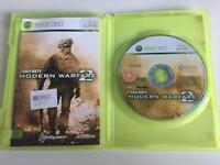 Xbox 360: Call of duty modern warfare 2