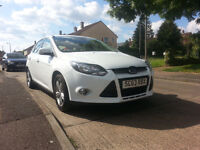 2014 Ford Focus 1.6 Zetec px golf astra polo civic audi a3 a4 bmw 1 3 5 series mercedes c class c180