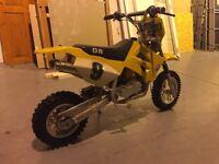 DR50 - Mini Moto / Midi Moto / Kids Motorcycle / Dirt Bike / Pit Bike / MX 50cc