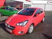 Vauxhall Corsa SRI ECOFLEX (red) 2017-01-12