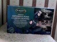 Blagdon Amphibious Pond & Garden Lighting